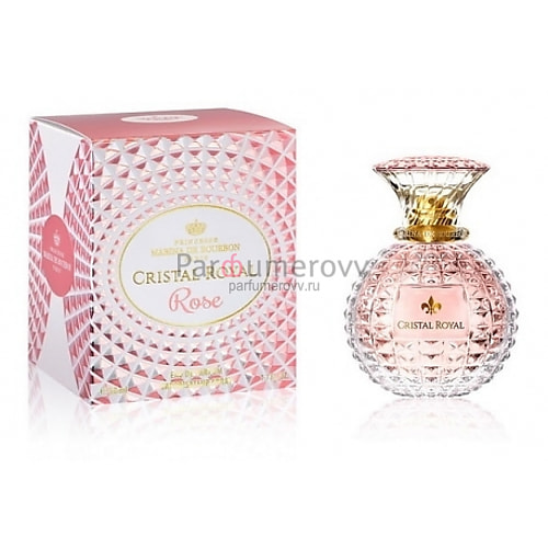 MARINA DE BOURBON CRISTAL ROYAL ROSE edp (w) 30ml