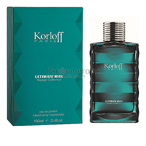 KORLOFF PARIS ULTIMATE edp (m) 100ml