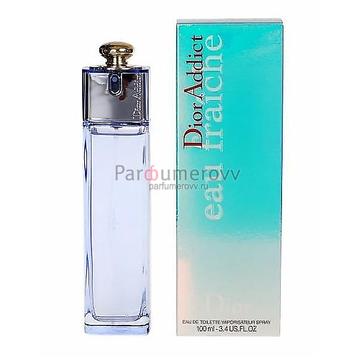 CHRISTIAN DIOR ADDICT 2 EAU FRAICHE edt (w) 100ml