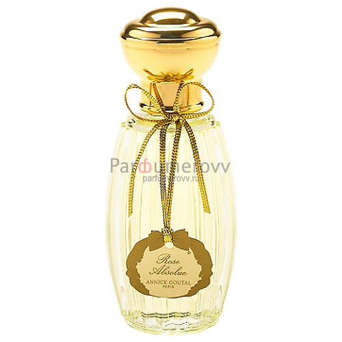 ANNICK GOUTAL ROSE ABSOLUE edp (w) 100ml TESTER