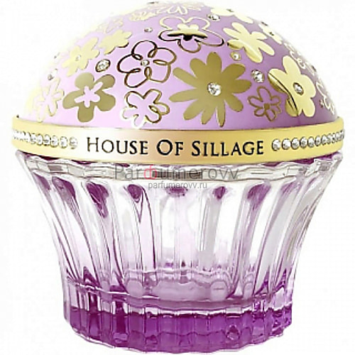 HOUSE OF SILLAGE WHISPERS OF STRENGTH (w) 75ml parfume