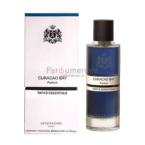 JACQUES FATH CURACAO BAY edp 200ml
