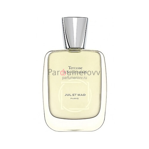 JUL ET MAD PARIS TERRASSE A ST- GERMAIN 50ml parfume TESTER