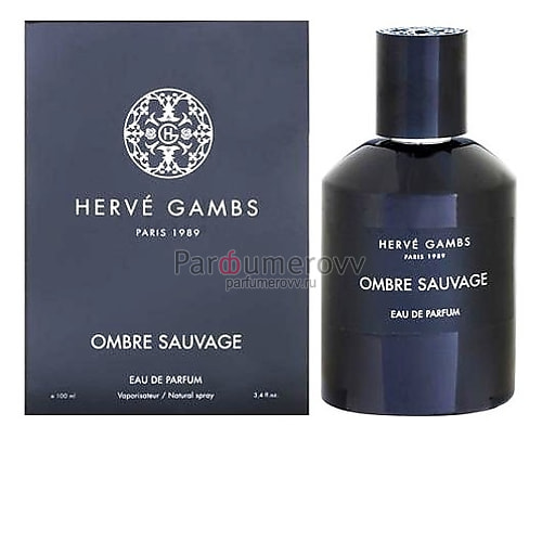 HERVE GAMBS PARIS OMBRE SAUVAGE edp 100ml