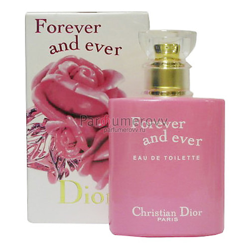 CHRISTIAN DIOR FOREVER & EVER edt (w) 50ml 2004