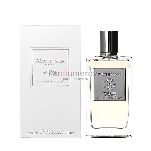MIZENSIR MYTHIQUE VETIVER edp 100ml