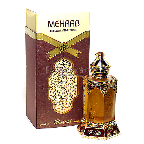 RASASI MEHRAB (w) 25ml oil