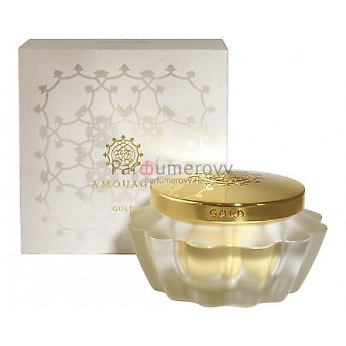 AMOUAGE GOLD (w) 200ml b/creame