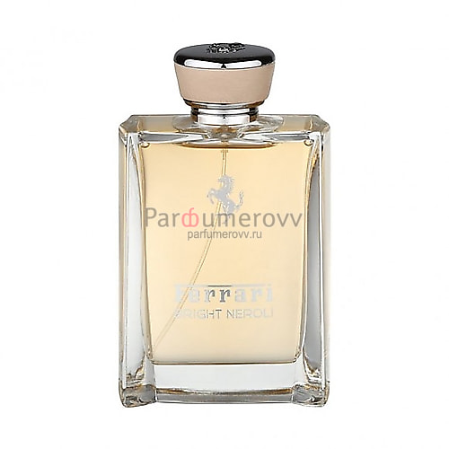 FERRARI BRIGHT NEROLI edt (w) 100ml TESTER