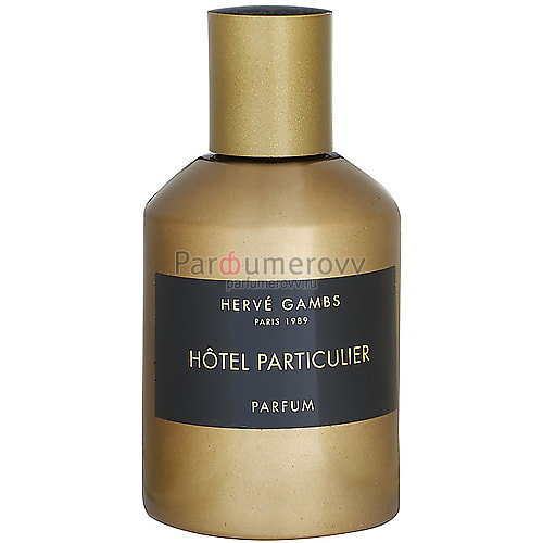 HERVE GAMBS PARIS HOTEL PARTICULIER 100ml parfume TESTER