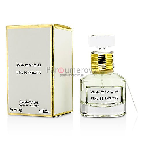 CARVEN L'EAU DE TOILETTE edt (w) 30ml