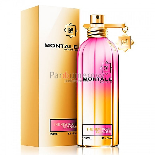 MONTALE THE NEW ROSE edp (w) 20ml