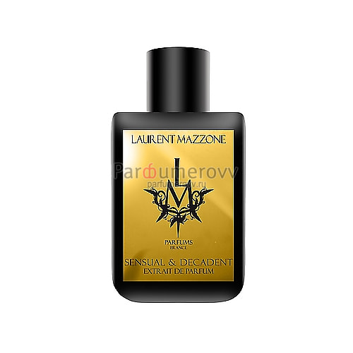 LM PARFUMS SENSUAL DECADENT 100ml parfume TESTER