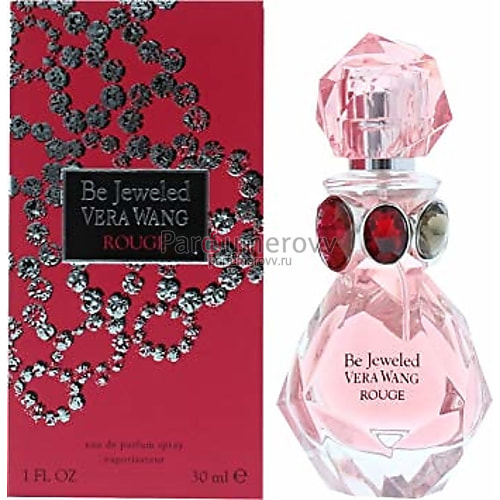 VERA WANG BE JEWELED ROUGE edp (w) 30ml