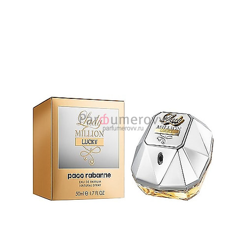 PACO RABANNE LADY MILLION LUCKY edp (w) 50ml TESTER
