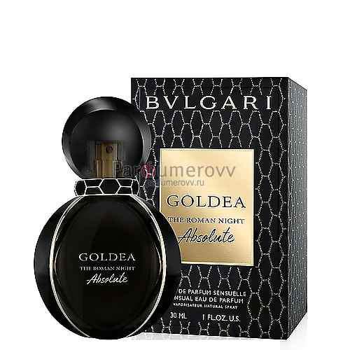 BVLGARI GOLDEA THE ROMAN NIGHT ABSOLUTE edp (w) 30ml