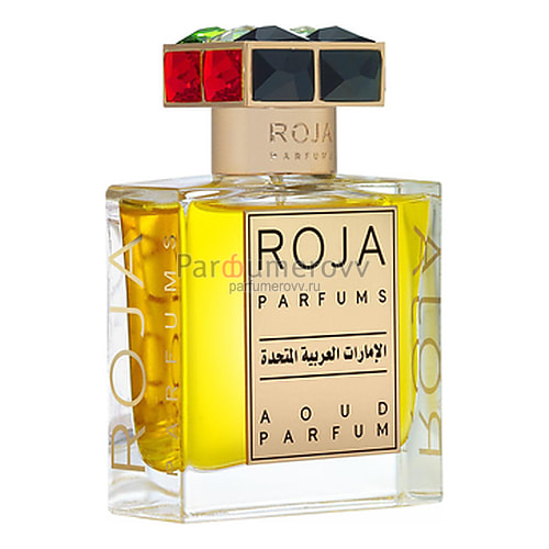 ROJA DOVE UNITED ARAB EMIRATES SPIRIT OF THE UNION 50ml parfume TESTER