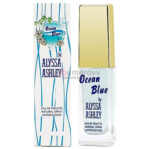 ALYSSA ASHLEY OCEAN BLUE edt (w) 2ml пробник