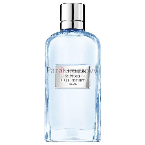 ABERCROMBIE & FITCH FIRST INSTINCT BLUE edp (w) 100ml TESTER