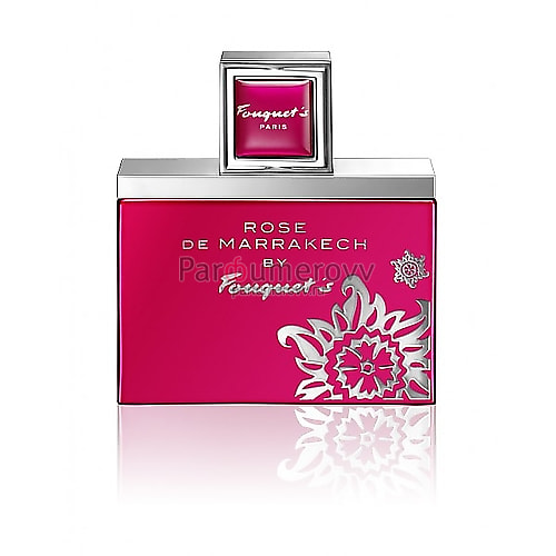 FOUQUET'S PARFUMS ROSE DE MARRAKECH edp (w) 50ml TESTER
