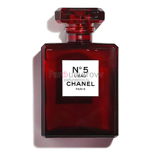 CHANEL №5 L'EAU RED EDITION edt (w) 100ml