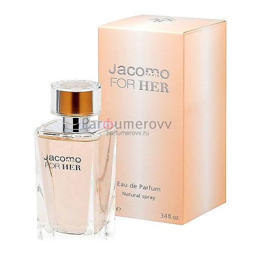 JACOMO FOR HER edp (w) 50ml