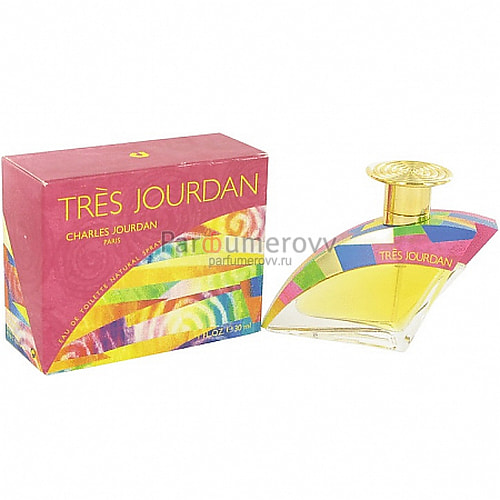 CHARLES JOURDAN TRES JOURDAN edt (w) 50ml
