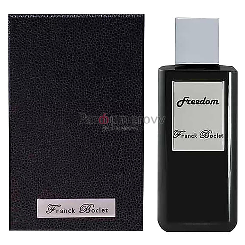 FRANCK BOCLET FREEDOM edp 100ml TESTER