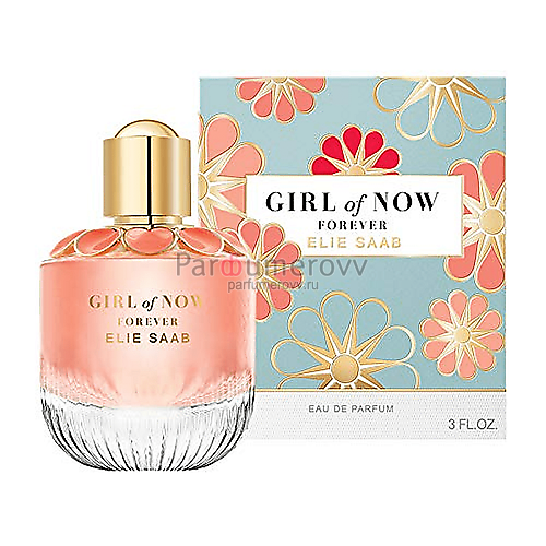 ELIE SAAB GIRL OF NOW FOREVER edp (w) 1ml пробник
