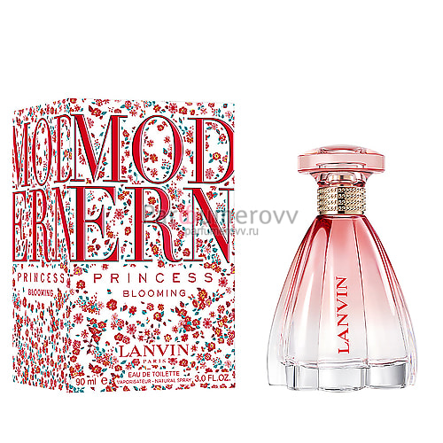 LANVIN MODERN PRINCESS BLOOMING edt (w) 90ml TESTER