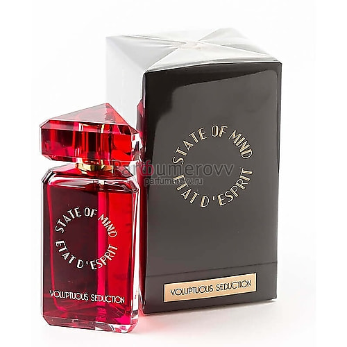STATE OF MIND VOLUPTUOUS SEDUCTION edp 100ml + 100gr чай