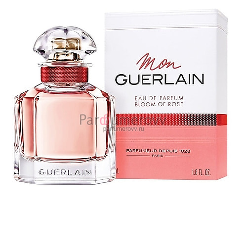 GUERLAIN MON GUERLAIN BLOOM OF ROSE EAU DE PARFUM edp (w) 30ml