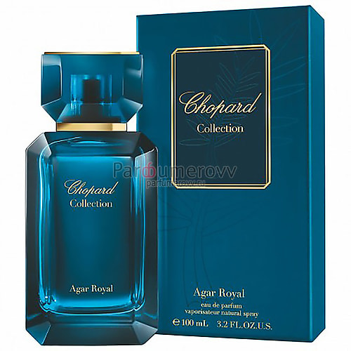 CHOPARD COLLECTION AGAR ROYAL edp 100ml