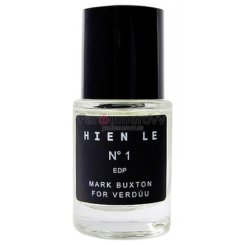 MARK BUXTON FOR VERDUU HIEN LE №1 edp 15ml TESTER